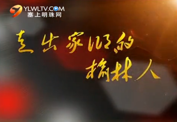 【走出家乡的榆林人】陕北是永恒底色——张九千 2018-05-0809